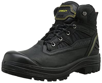 f6a2f9d95b5 Stanley Men's Assure 6 Inch Steel Toe Work Boot