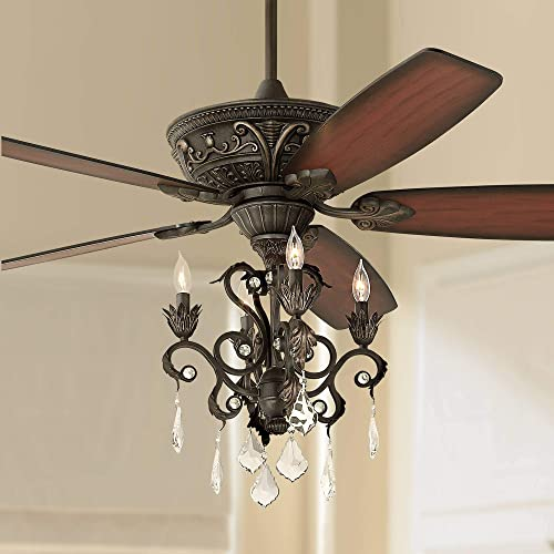 60″ Casa Montego Vintage Ceiling Fan