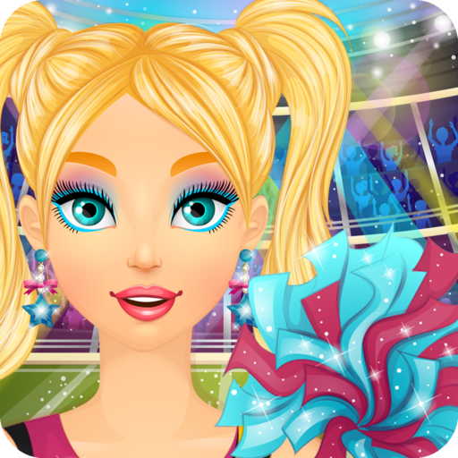 Cheerleading Salon: Spa, Makeup and Dress Up - Full Version - Cheerleading Dress Up
