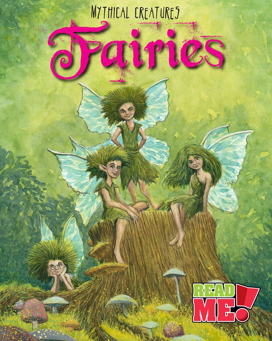 Download Fairies (Mythical Creatures) pdf