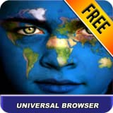Universal Mobile Web Browser (All In One)