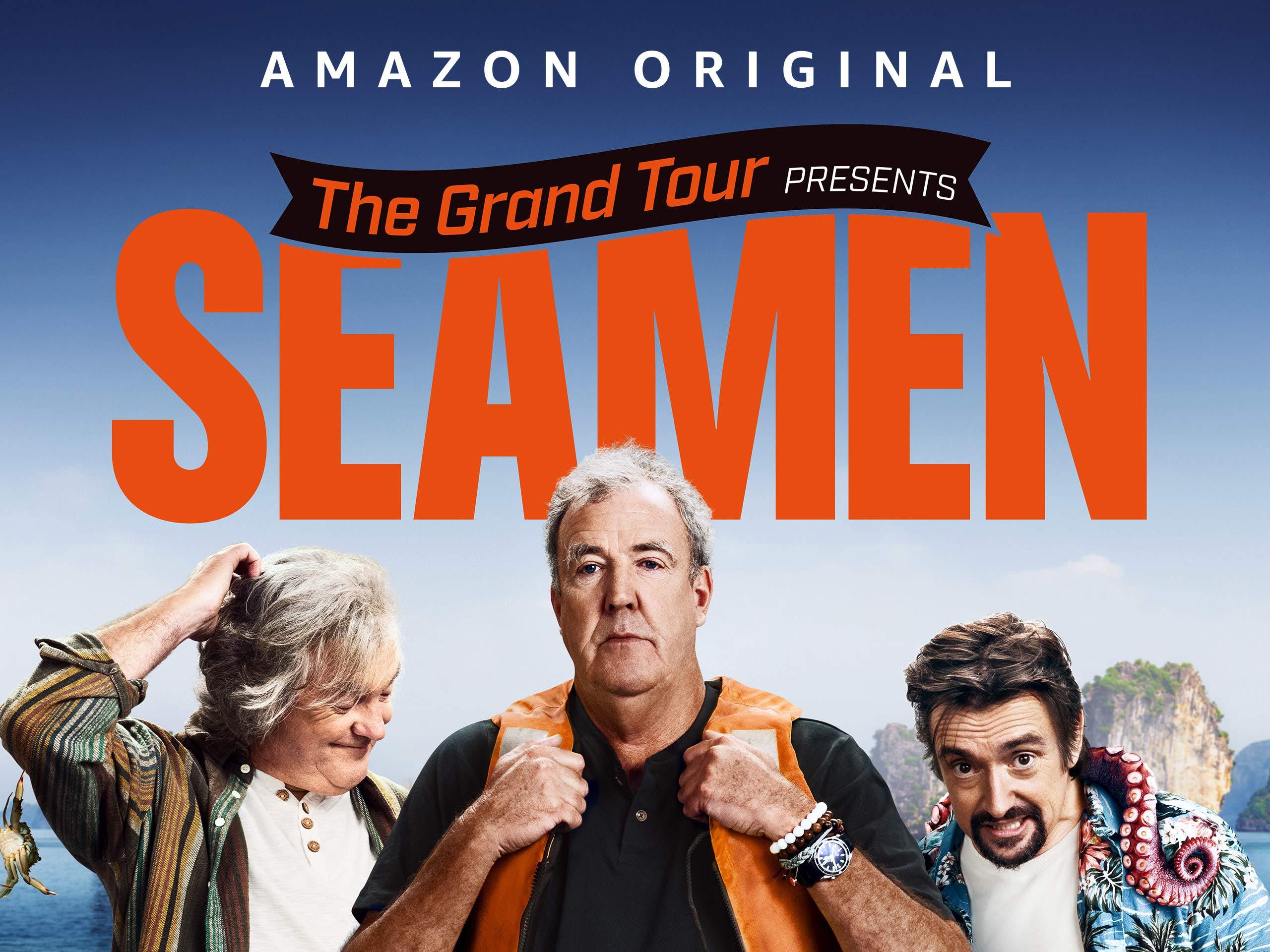 The Grand Tour (4K UHD)