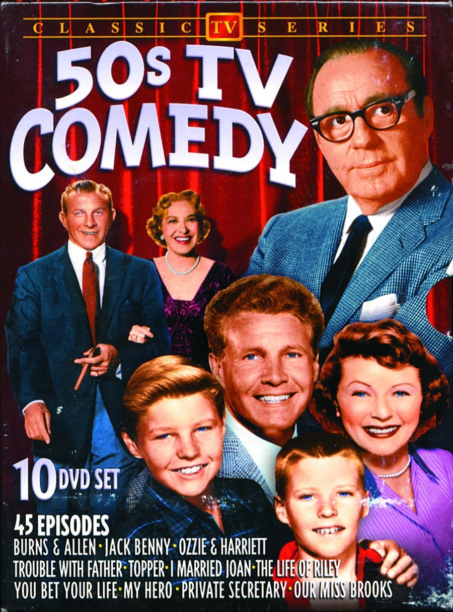 50s TV Comedy (10-DVD)
