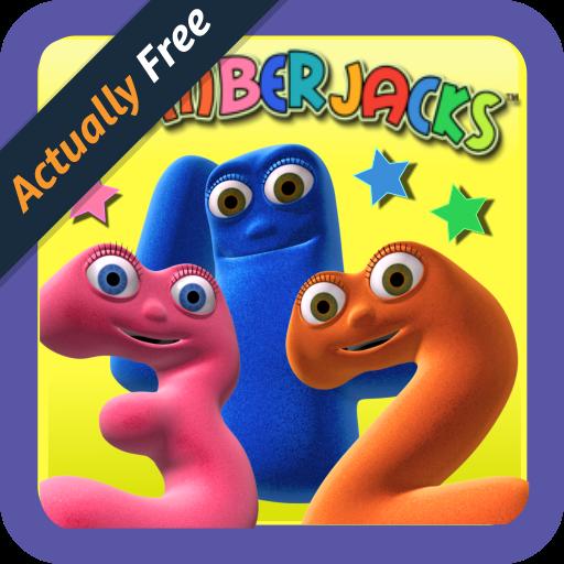 My First Numberjacks App - Order Number My