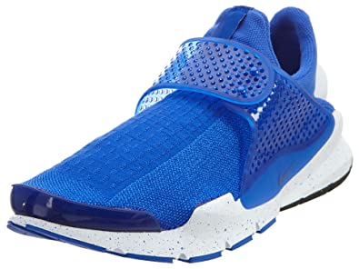 83cd21c1a29b4 Nike Boys  Sock Dart Se Sneakers Blue Size  3 UK  Amazon.co.uk ...