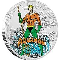2020 NU Niue, Aquaman Justice League, Two Dollars Proof