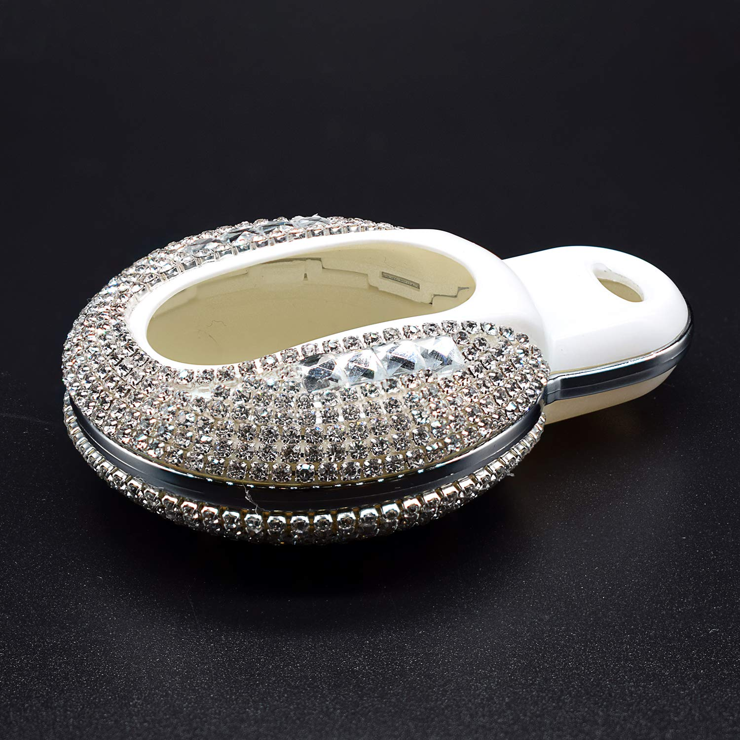 Red PGONE Luxury Bling Crystal Diamond Lady Key Fob Case Cover Keychain for Mini Cooper 3//4 Buttons Keyless Entry Remote Control Smart Key Protective Shell Bag F54 F55 F56 F57 F60 F Series