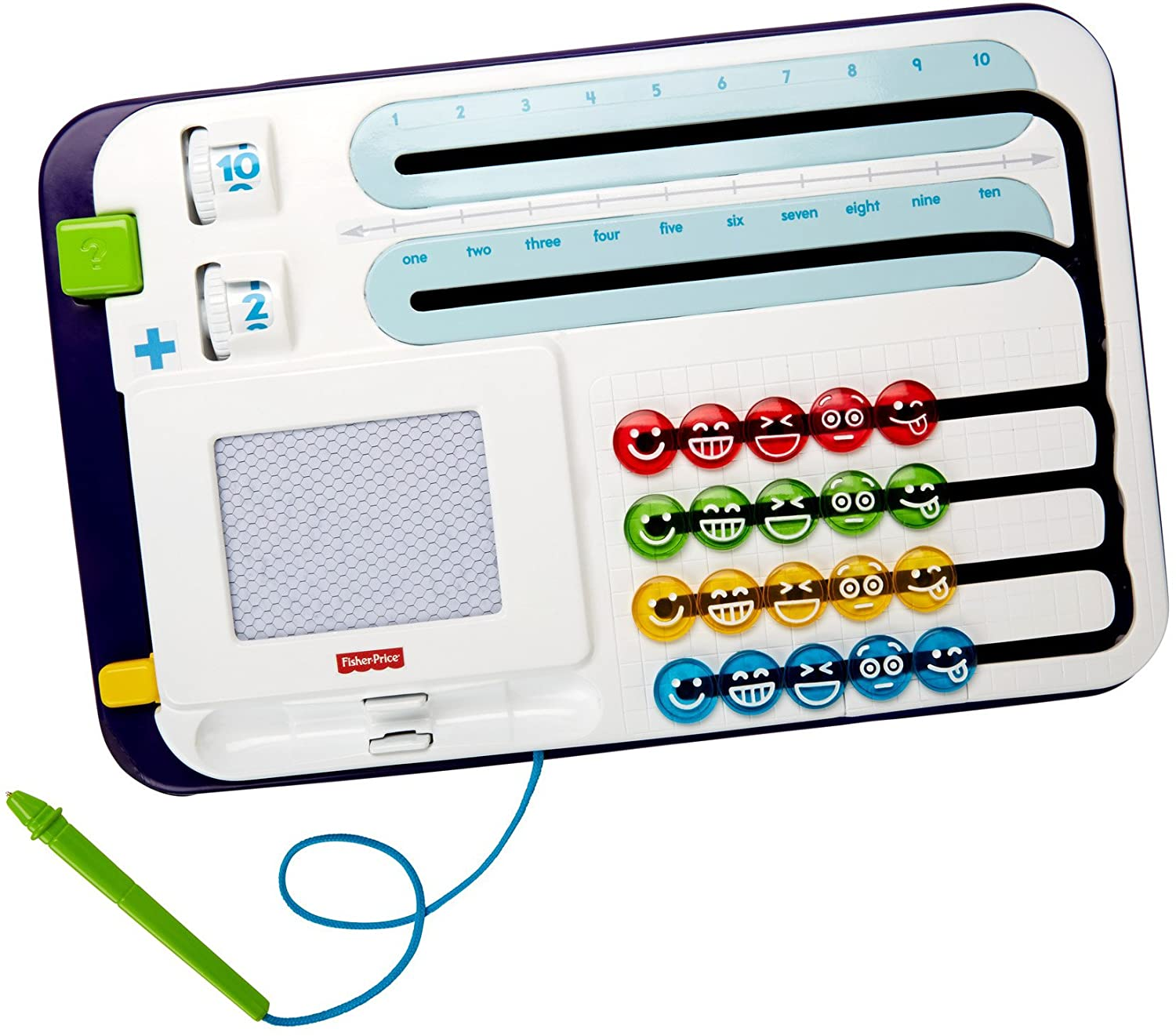 Fisher Price Think Learn Count Add Math Center