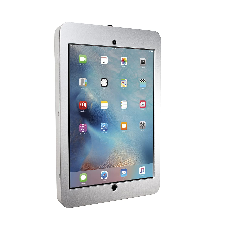 CTA Digital PAD-SWEP Security Wall Enclosure for iPad Pro 12.9 Silver