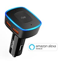 Deals on Roav VIVA, Alexa Enabled 2-Port USB Car Charger