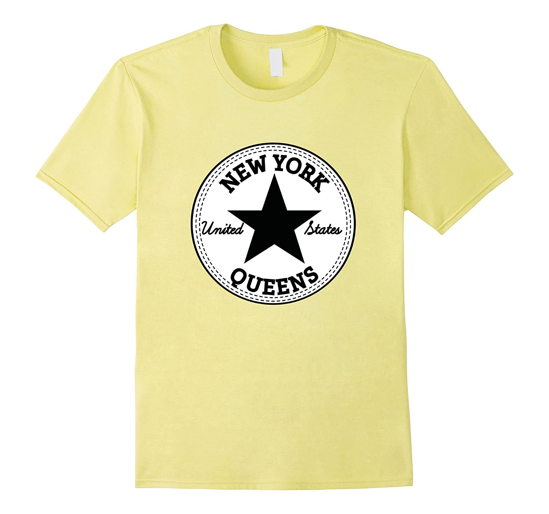 New York City – Queens – NYC UNITED STATES USA T-Shirt-TD – Teedep 8e1a89e06dd