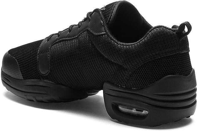 Rumpf 1516 Pebble Unisex Jazz Hiphop Dance Sneaker