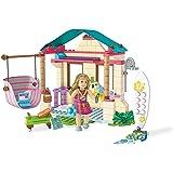Mega Construx American Girl Lea's Beach Hut Building Set