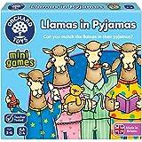 Orchard Toys Mini Game (Matching) – Llamas in Pyjamas