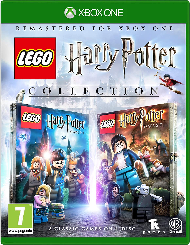 Lego Harry Potter Collection Years 1-4 & 5-7: Amazon.es: Videojuegos