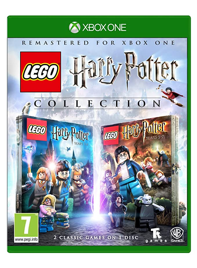 LEGO Harry Potter Collection - Xbox One [Importación inglesa]