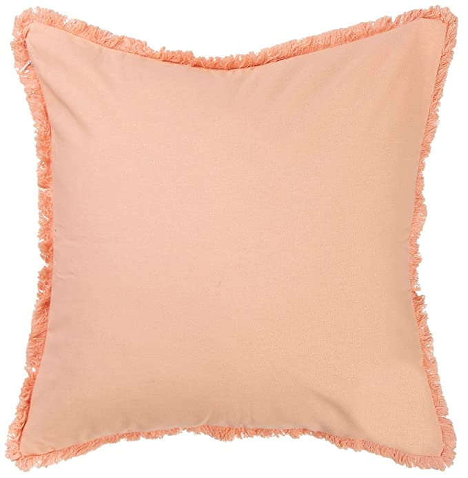 Amazon.com: Almohada decorativa de piña roja Ocho Rios para ...