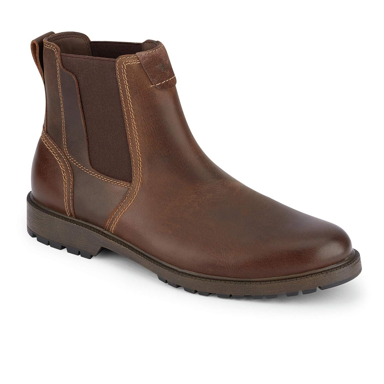 Dockers Mens Sanders Waterproof Chelsea Boot