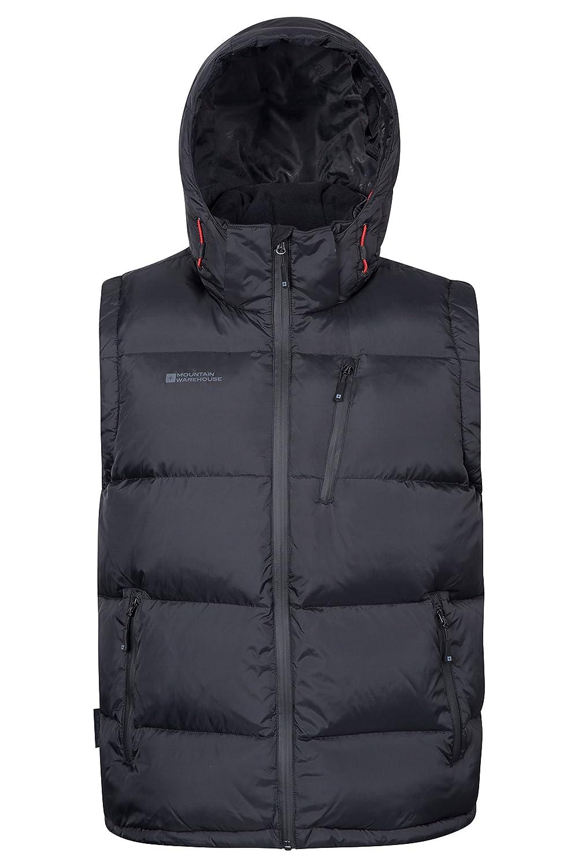 Mountain Warehouse Frost Extreme Mens abajo acolchada Gilet 022186005008