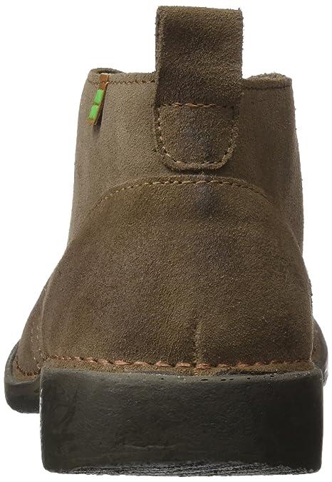 El Naturalista Ng23 Lux Suede, Zapatos de Cordones Derby para Hombre: Amazon.es: Zapatos y complementos