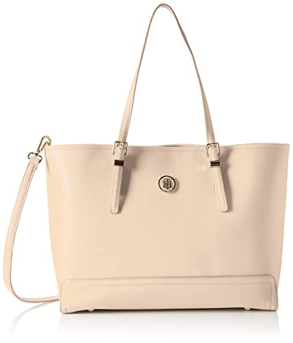 Tommy Hilfiger Honey Medium Tote Solid, Cabas Femme