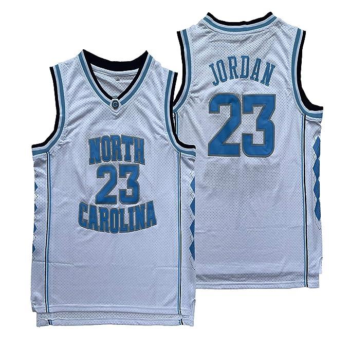 Michael 23 North Carolina Tar Heels College - Camiseta de ...