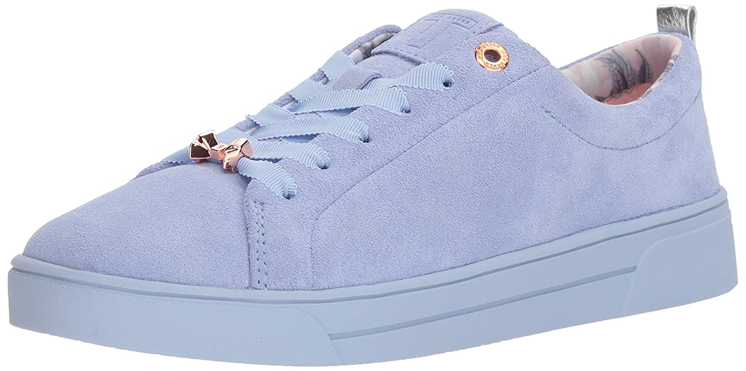 [テッドベーカー] レディース B074Q1BVBL 5 B(M) US|Light Blue Suede Light Blue Suede 5 B(M) US