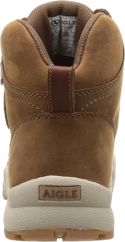 Botas de Senderismo para Hombre Aigle Tenere Leather /& GTX