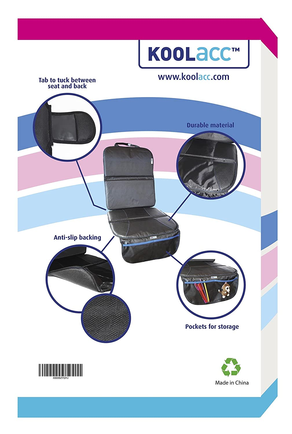 Car Seat Protector By KoolAcc