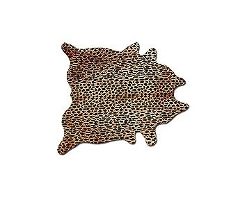 Amazon.com: HomeRoots - Alfombra de piel de vaca (2.0 x 2.8 ...
