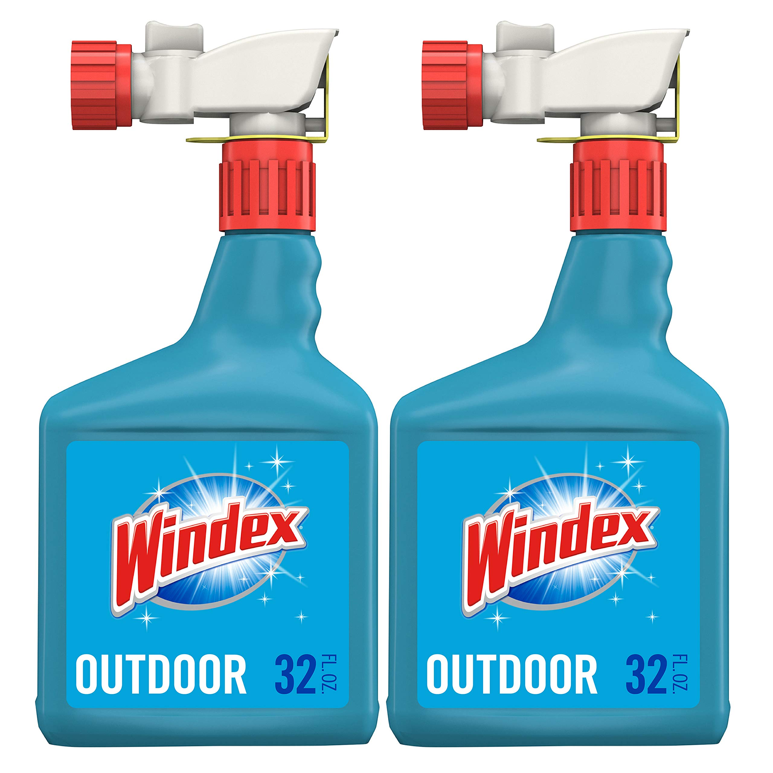 Windex Outdoor Glass & Patio Concentrated Cleaner, 2 ct, 32 fl oz by Windex