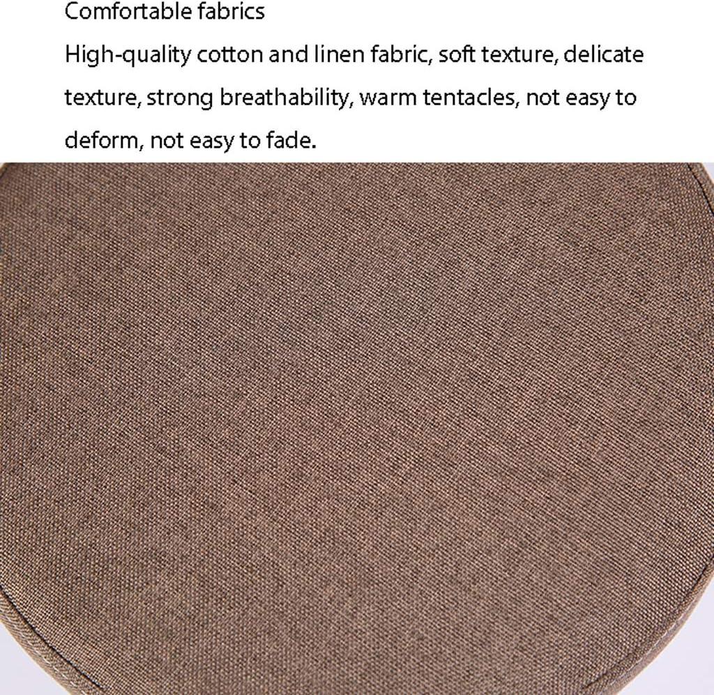 JSY Tissu Tabouret en Bois Massif Maison Adulte Salon Mode Sofa Tabouret Chaussures Tabouret Tissu Petit Banc Tabouret Bas Tabouret (Color : E) I