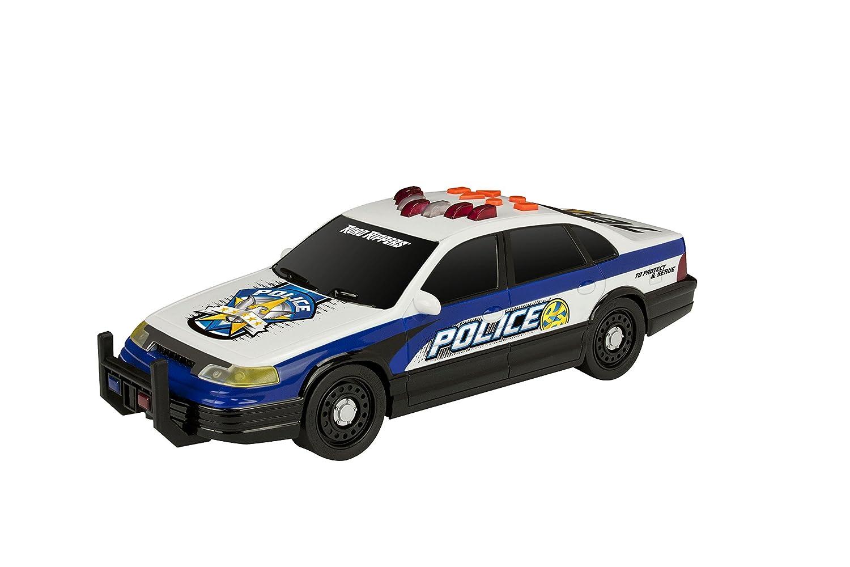 precios mas bajos Toy State 14 Rush And Rescue Police Police Police And Fire - Police Car by Toystate  los clientes primero