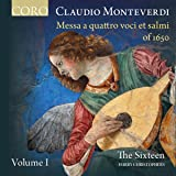 Monteverdi:Messa A Quattro [The Sixteen, Harry Christophers] [CORO: COR16142]