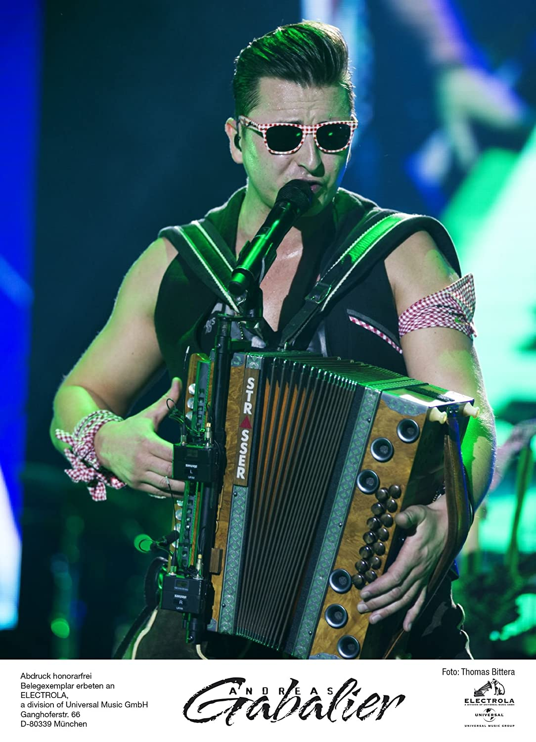 Andreas Gabalier Home Sweet Homelive Aus Der Olympiahalle München