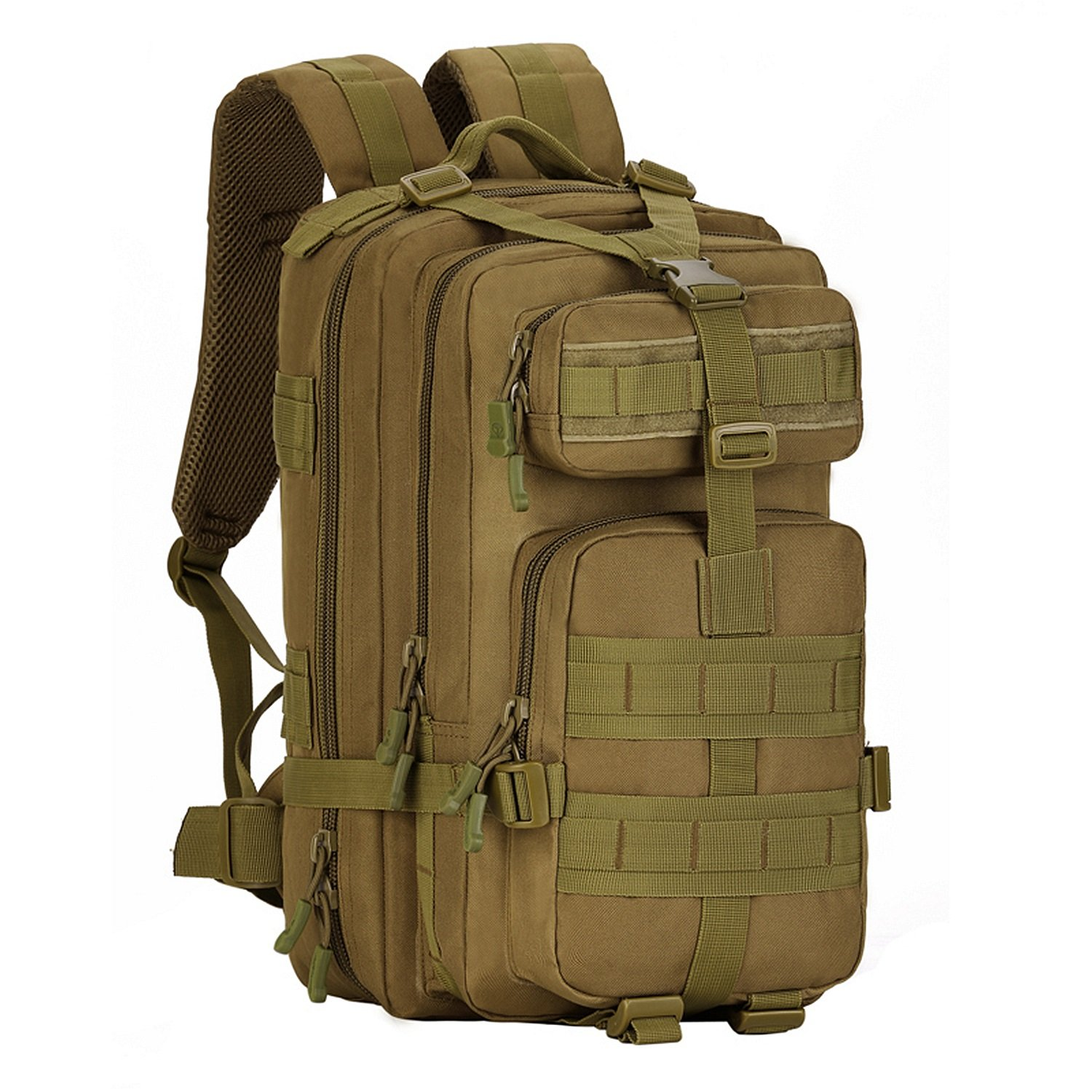 YFNT Tactical Backpack Military 3 Day Assault Pack Molle Bug Out Bag Rucksack