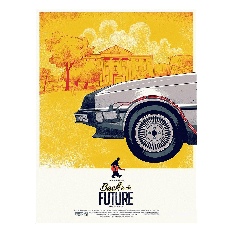 Poster Cartel Regreso Al Futuro Primer Film(61cmx80cm ...
