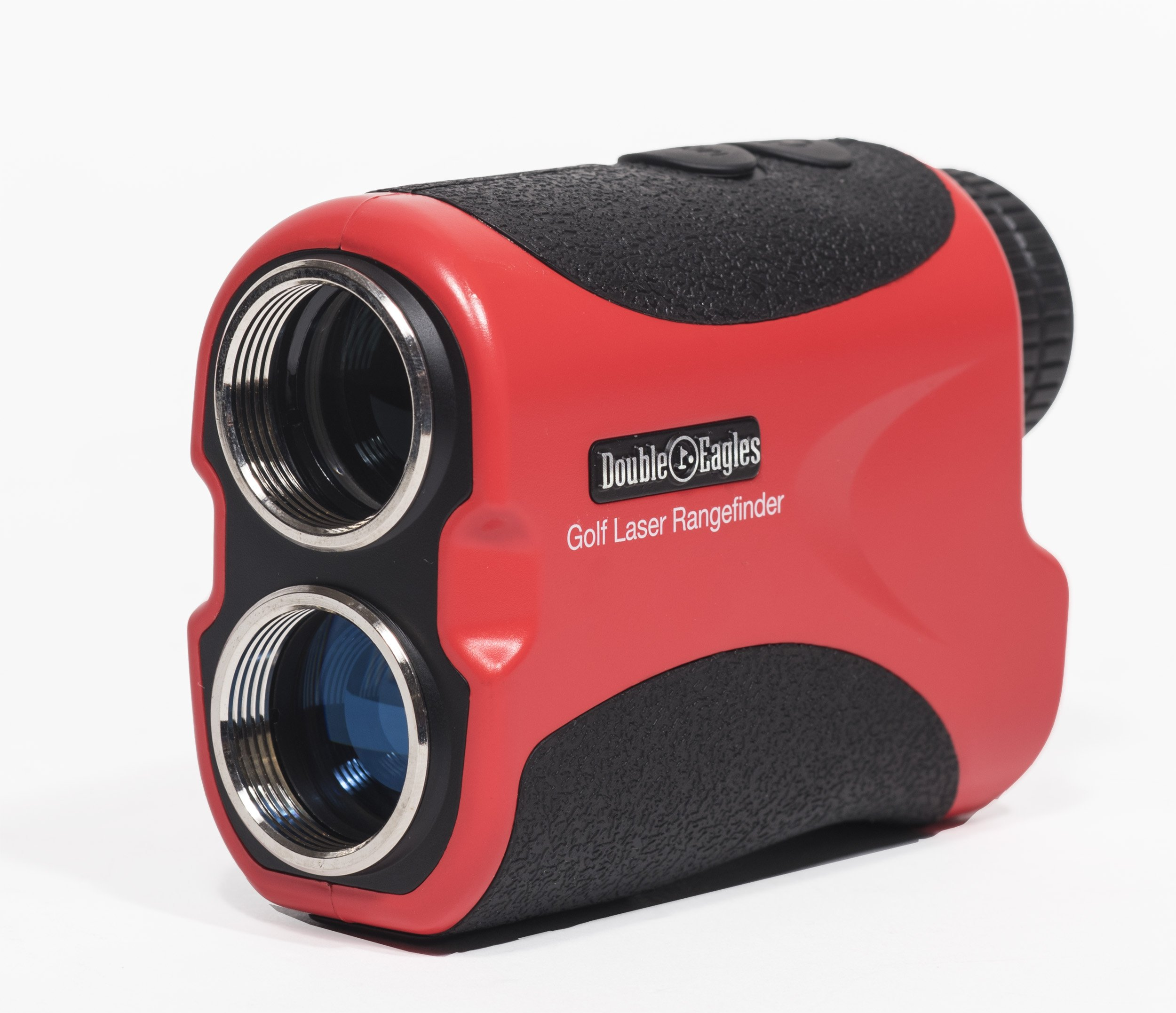 Kozyvacu Double Eagles Depro-600 Golf Laser Range Finder With Pin Sensor, Laser Binoculars, Free Battery, Water Proof