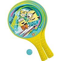 Mondo 15018 Minions Paddle Bat and Ball Tennis Game