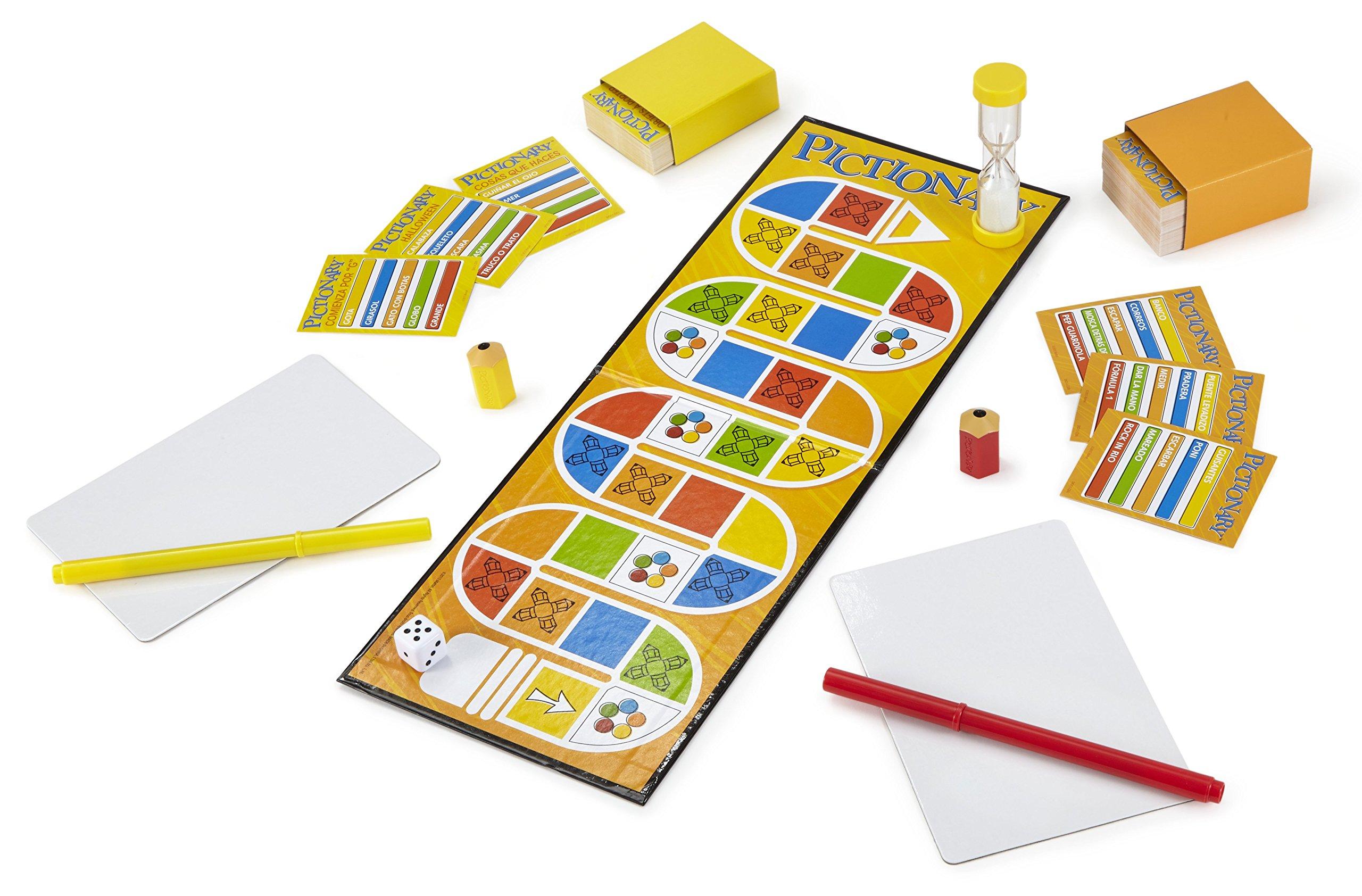 Comprar Mattel Games - Pictionary, Juegos de Mesa  (Mattel DKD51)