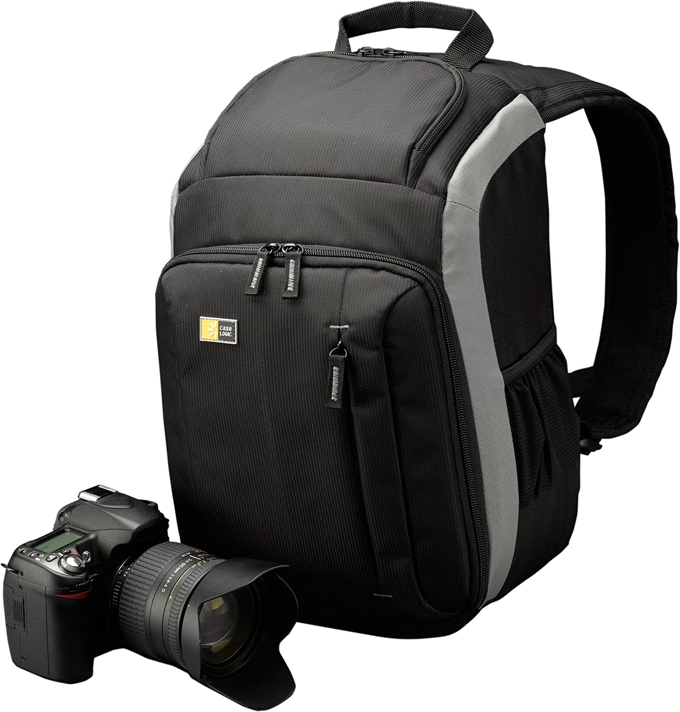 Case Logic TBC307K - Mochila de Nailon para cámara de Fotos réflex ...