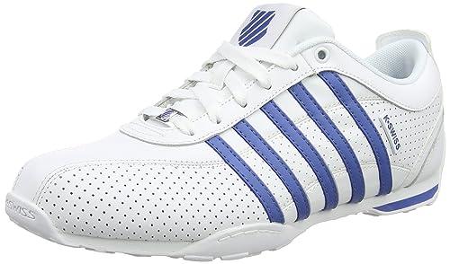 Men's 5 Arvee Low Sneakers Top White K whitebrunner 1 Swiss Perf pqXnBAx
