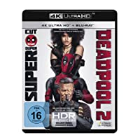 Deadpool 2 [4K Ultra HD und Blu-ray]