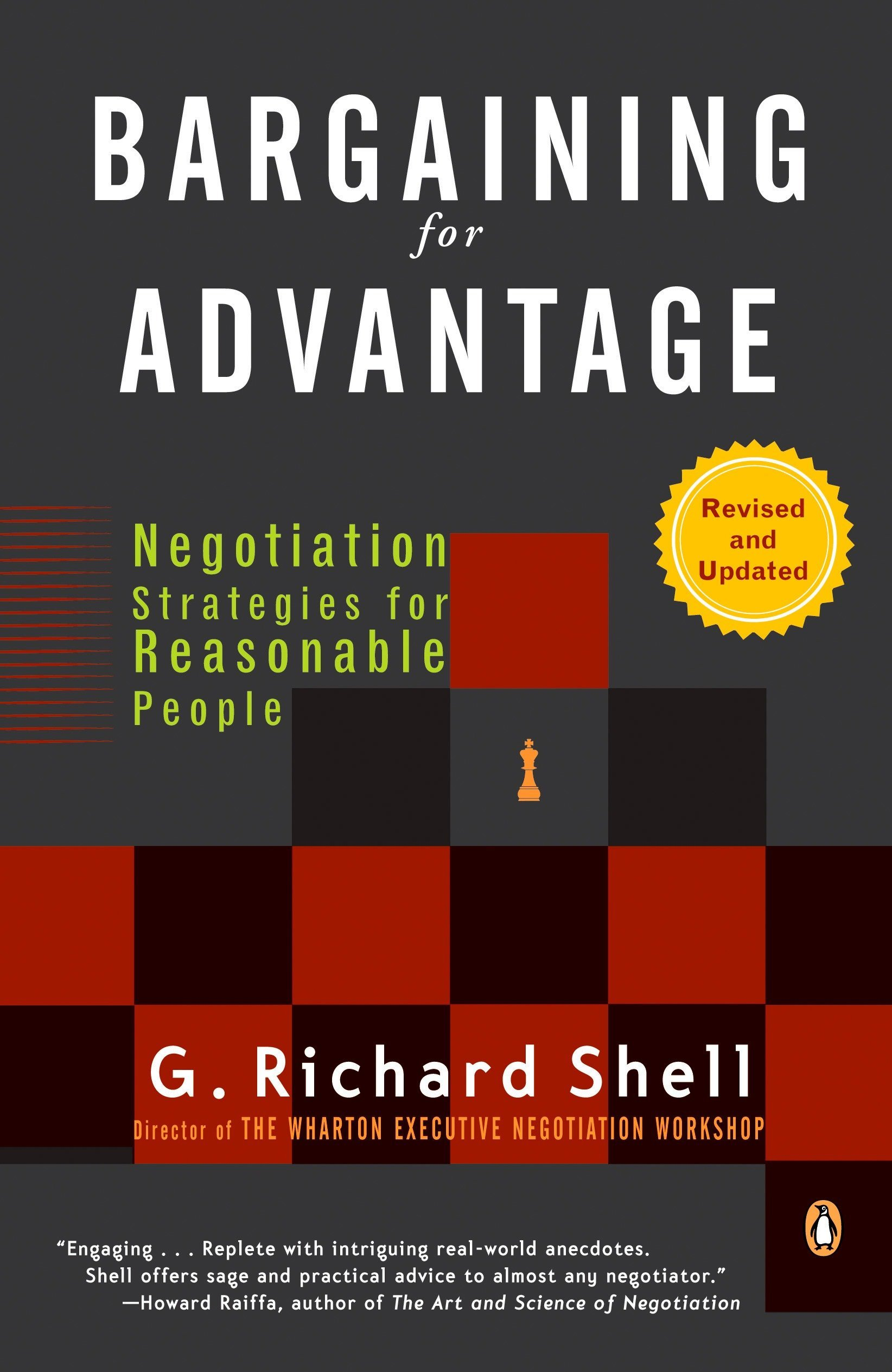 Download Bargaining for Advantage: Negotiation Strategies for Reasonable People 2nd Edition PDF