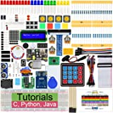 Freenove RFID Starter Kit for Raspberry Pi 4 B 3 B+, 423 Pages Detailed Tutorials, Python C Java, 204 Items, 53 Projects…