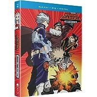 My Hero Academia: Season Four - Part Two - Blu-ray + DVD + Digital