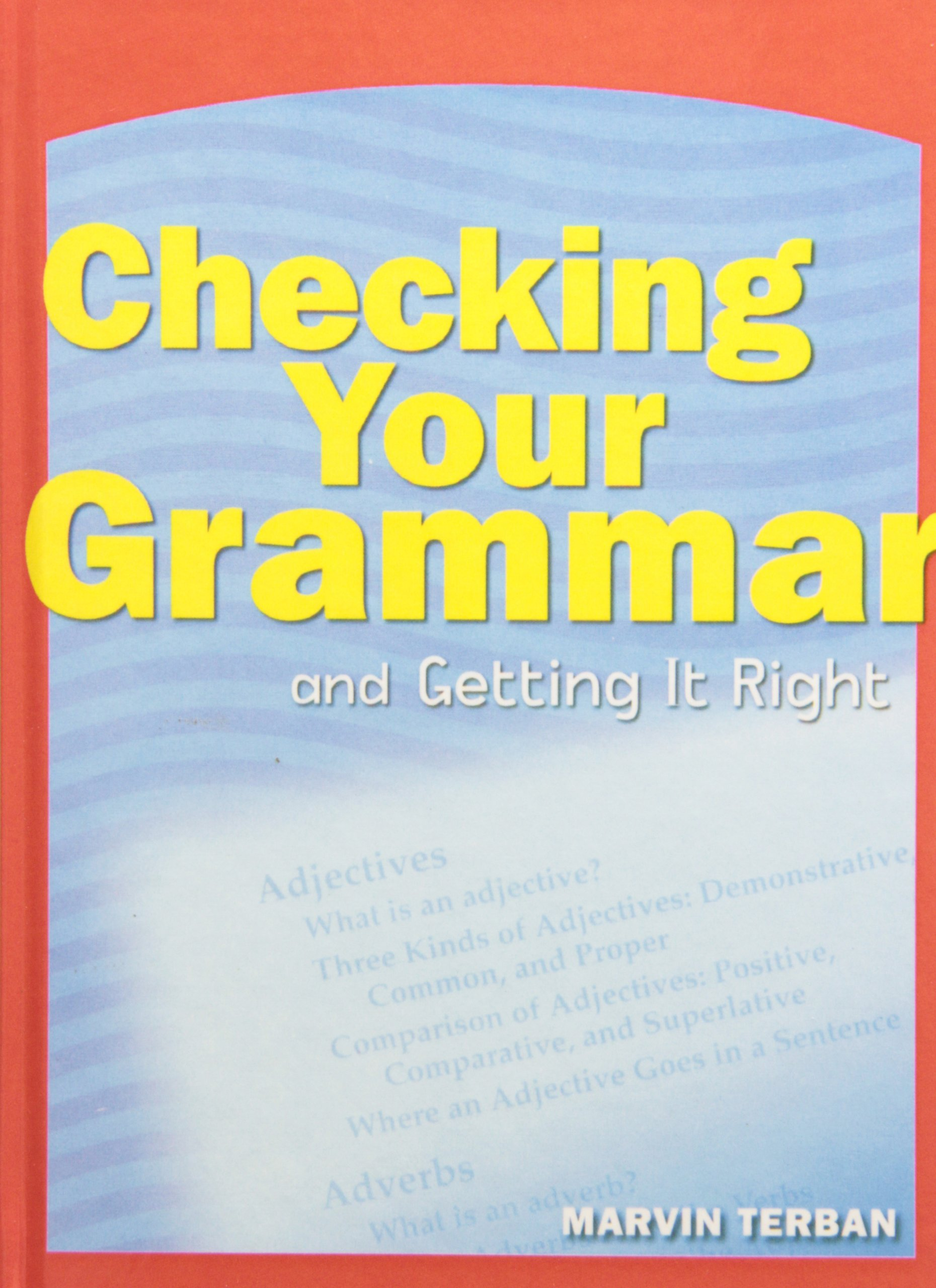 Download Checking Your Grammar (Scholastic Guides) ebook