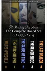 The COMPLETE Witching Pen Series, Boxed Set: The Witching Pen, The Sands Of Time, The Demon Bride, The Last Dragon and Wilted Kindle Edition