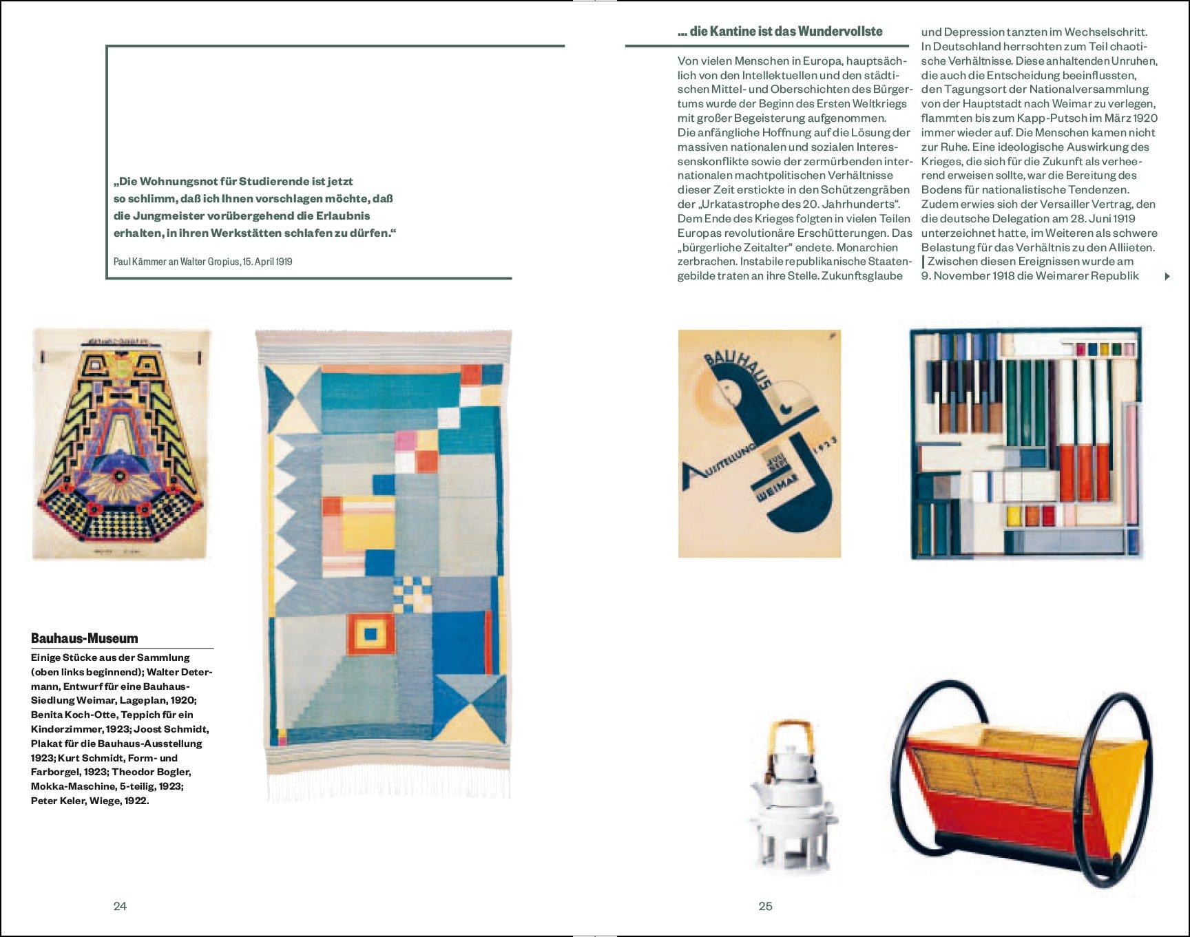 Was Ist Ein Bauhaus bauhaus reisebuch 9783791382449 amazon com books