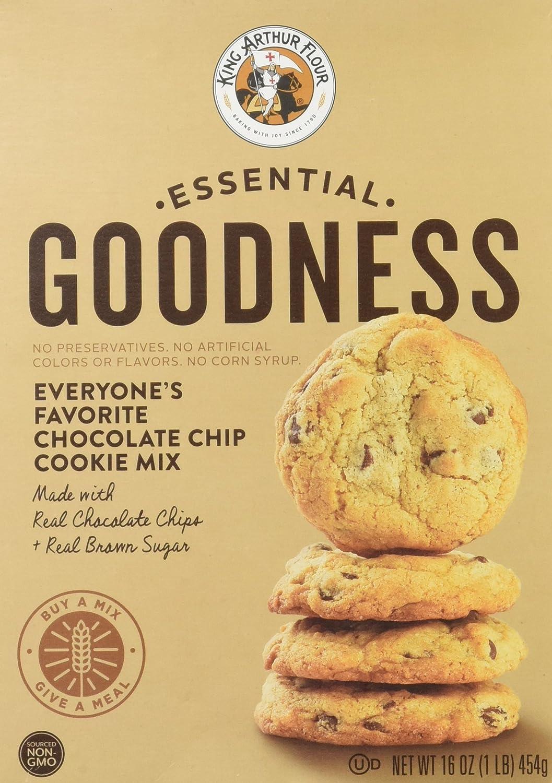 Amazon.com : King Arthur Flour Essential Goodness Everyone\'s ...